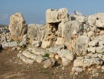 Templos Ta´Hagrat en Malta