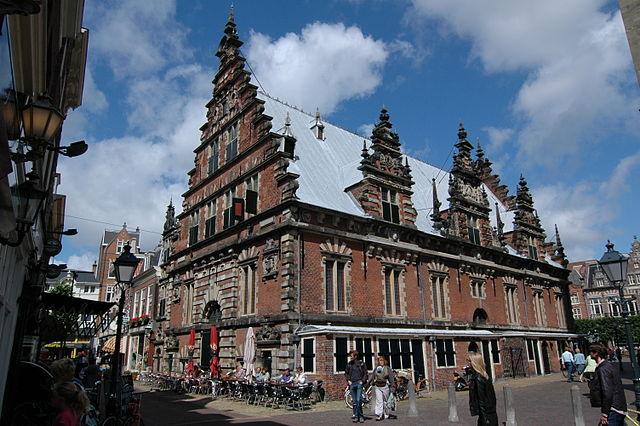 Edificio Vleeshal en Haarlem