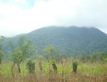 Volcán Chato en Costa Rica
