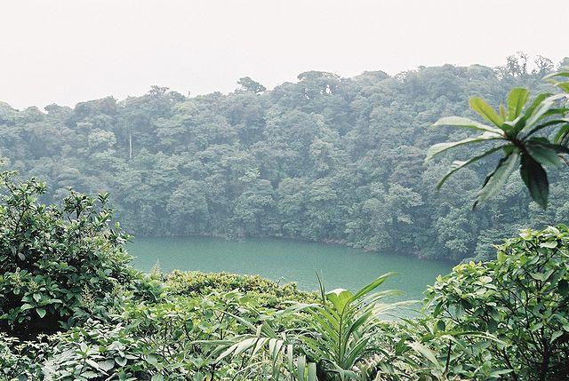 Volcán Congo en Costa Rica