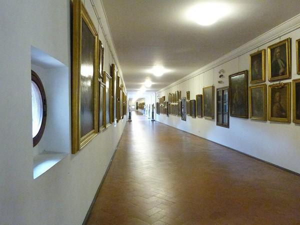 El Corredor Vasari es un lugar poco conocido de Florencia