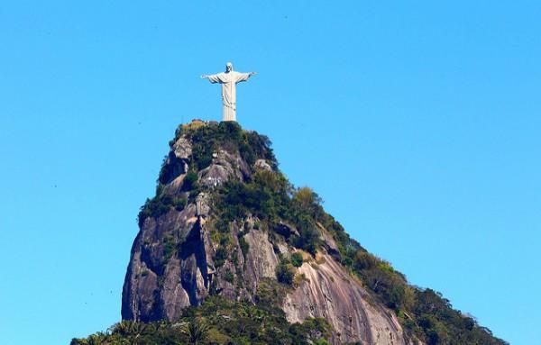 La Estatua de Cristo Redentor en Brasil