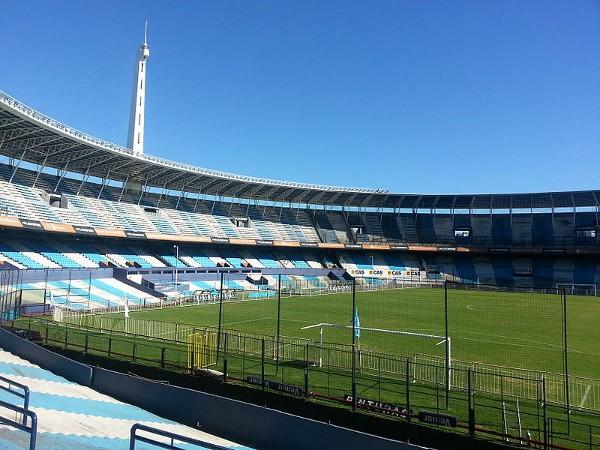 El Cilindro es el estadio donde juega Racing de Avellaneda