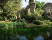 Los jardines de Ninfa