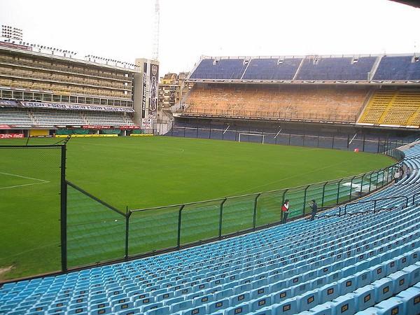 La Bombonera es uno de los estadios más míticos del fútbol mundial