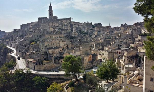 Matera es uno de los rincones más turísticos de Italia