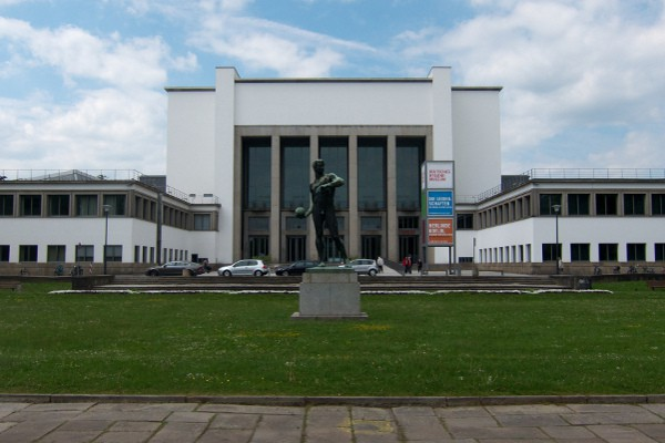 En Dresde hay un curioso museo dedicado a la higiene y su evolución en nuestras vidas