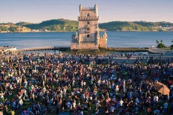 Conciertos al aire libre en Lisboa gracias a Out Jazz