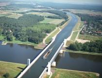 El Puente Acuífero de Magdeburgo