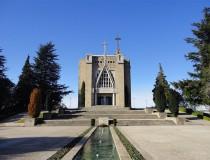 El Santuario da Penha, en Guimaraes