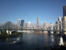 Story Bridge, el puente más famoso de Brisbane