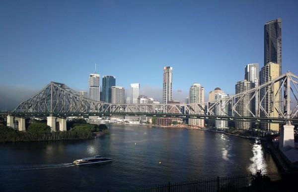 Story Bridge es el puente más famoso de Brisbane