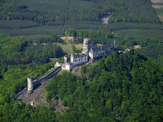 Castillo de Bezdez