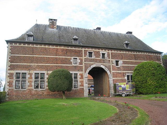 Castillo Diepenbeek en Bélgica