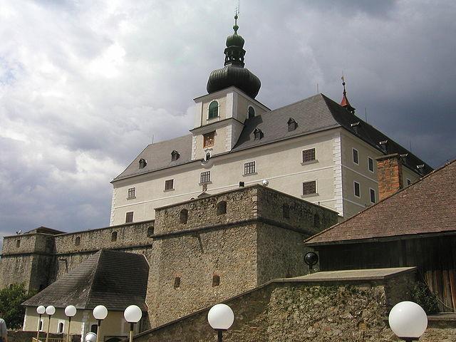Castillo Forchtenstein en Austria