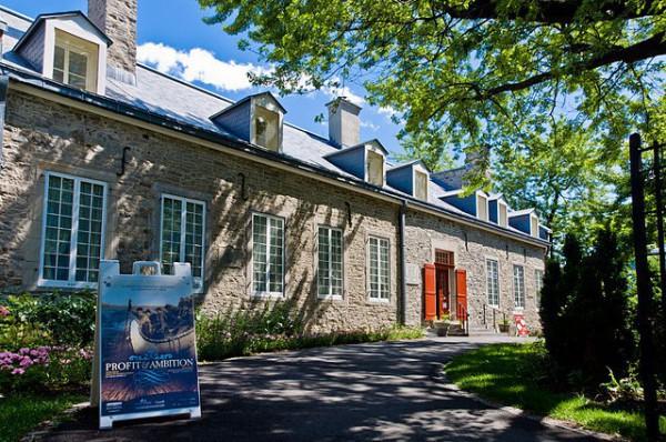 Castillo Ramezay en Montreal