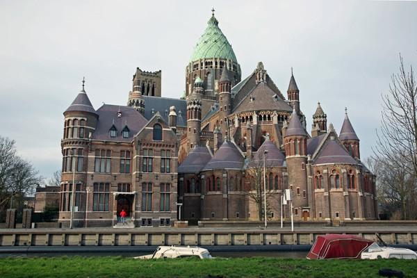 Catedral de San Bavón en Haarlem