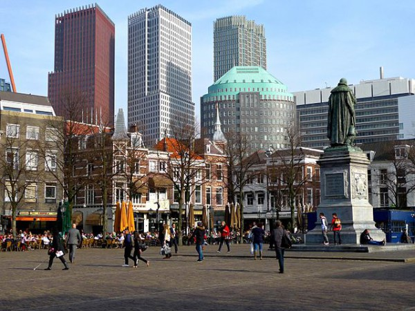 Importante crecimiento del turismo en La Haya en 2015