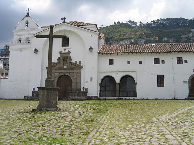 Museo Convento de San Diego en Quito