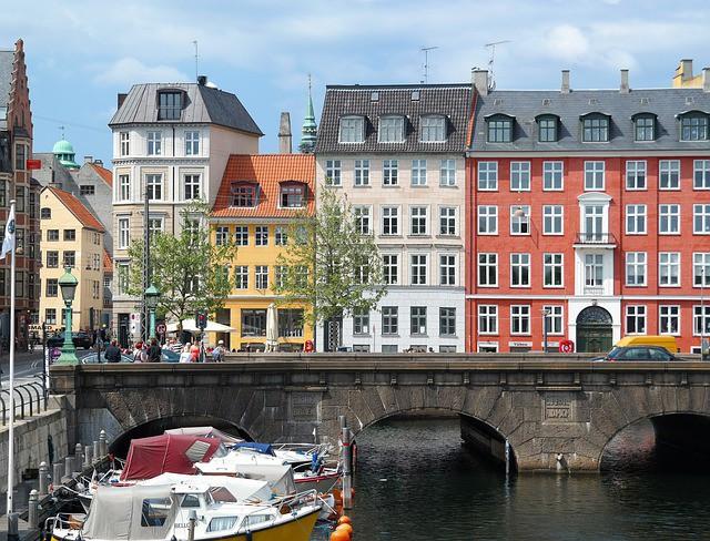 Galería de Arte Ordrugaard en Copenhague