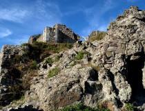 Castillo Dregely en Hungría