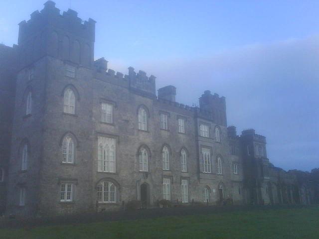 Castillo Dunsany en Irlanda