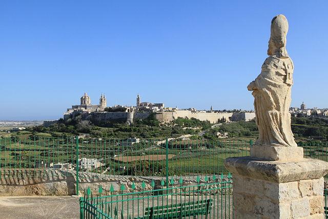 Monumento de San Nicolás de Malta