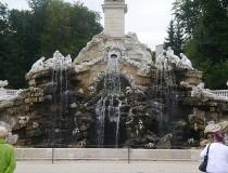 Fuente Obelisco del Palacio Schönbrunn