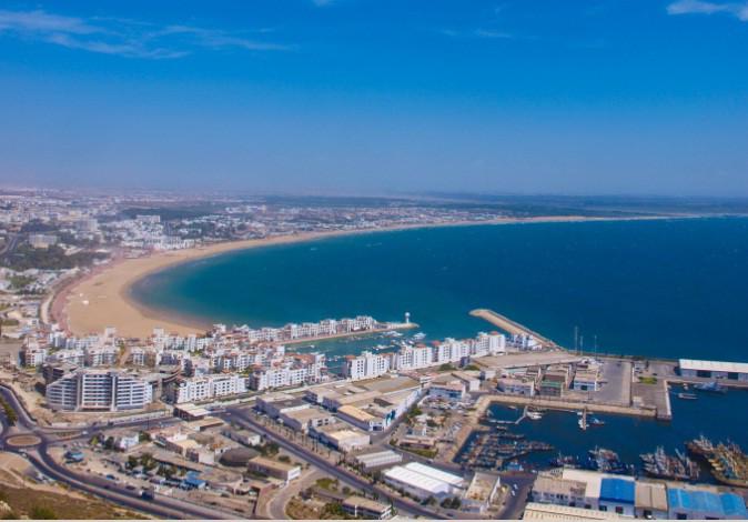 Galería de Arte Lounge en Agadir