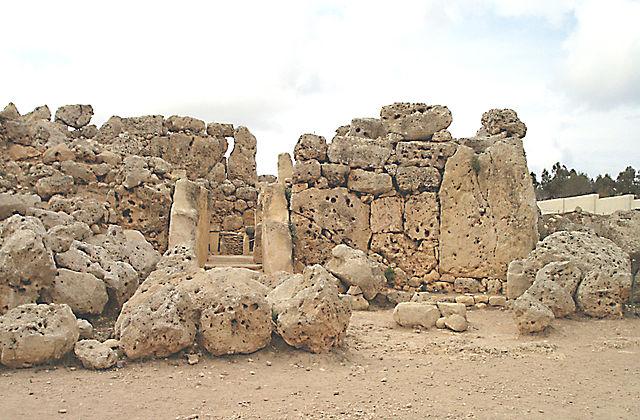 Templos de Ggantija en Xaghra