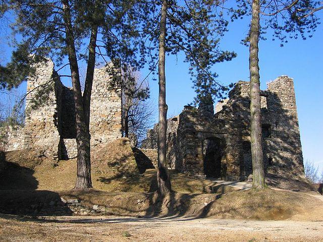 Castillo Gomarn en Carintia