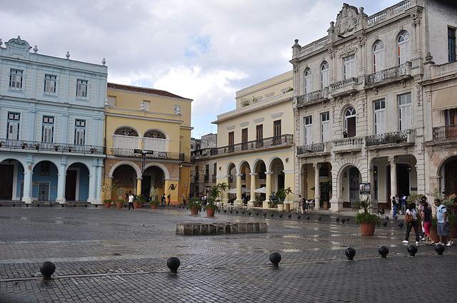 Museo del Ron en La Habana