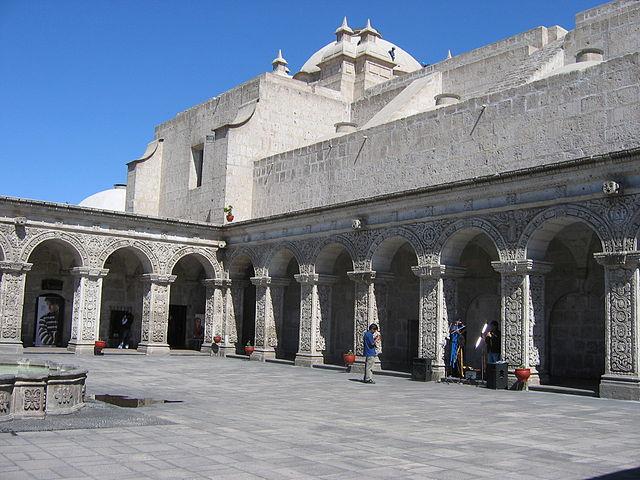 Iglesia de la Compañía de Arequipa