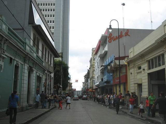 Iglesia La Dolorosa en Costa Rica