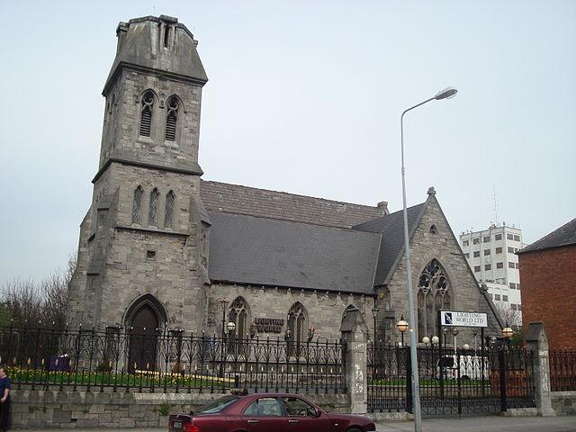 Iglesia de San Jaime en Dublín