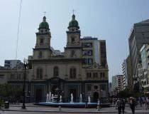Iglesia de Los Ángeles en Guayaquil