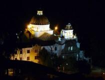 Iglesia Guápulo en Quito