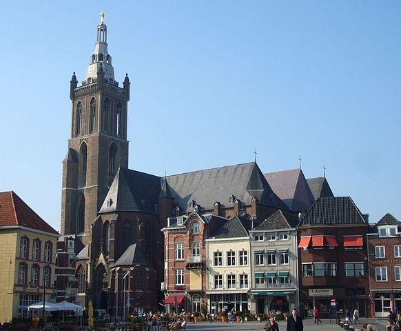 Iglesia de San Christopher de Roermond