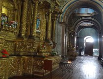 Iglesia del Sagrario en Quito