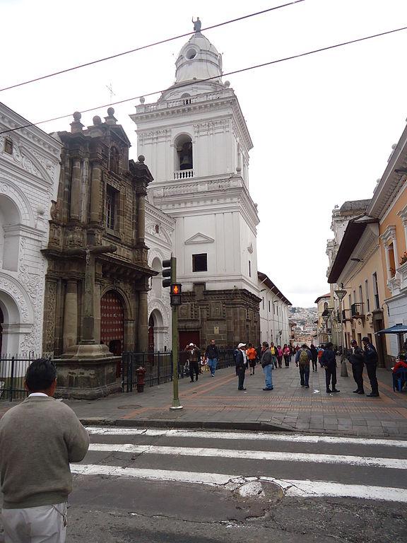 Iglesia de San Agustín de Quito