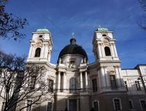 Iglesia de la Sagrada Trinidad en Salzburgo