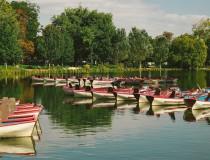 Lago Daumesnil en Francia