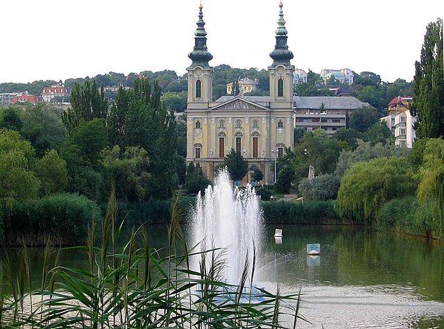 Lago Feneketlen en Hungría
