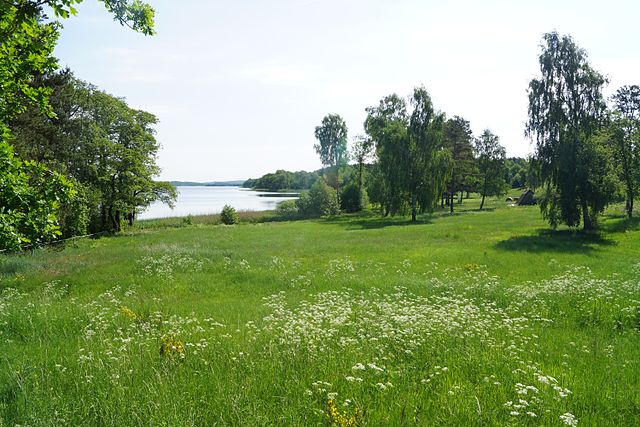 Lago Stubbe en Dinamarca