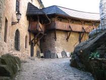 Castillo Loket en República Checa