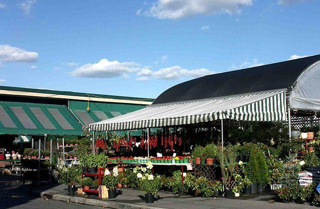 Mercado Jean-Talon en Montreal