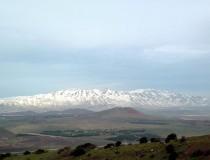 Monte Hermón en Israel