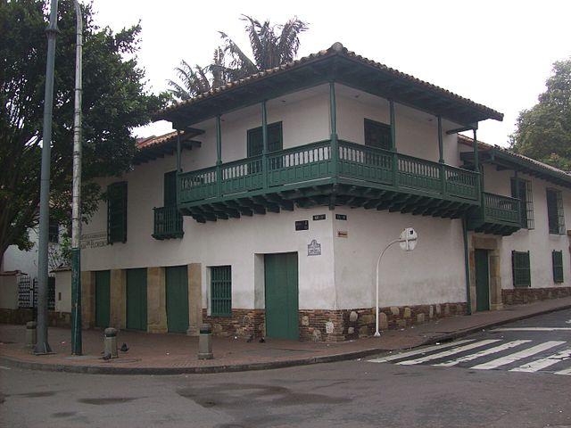 Museo del 20 de Julio de Bogotá