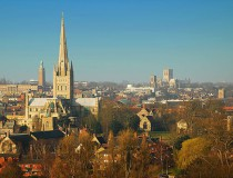 Eaton Park en Norwich