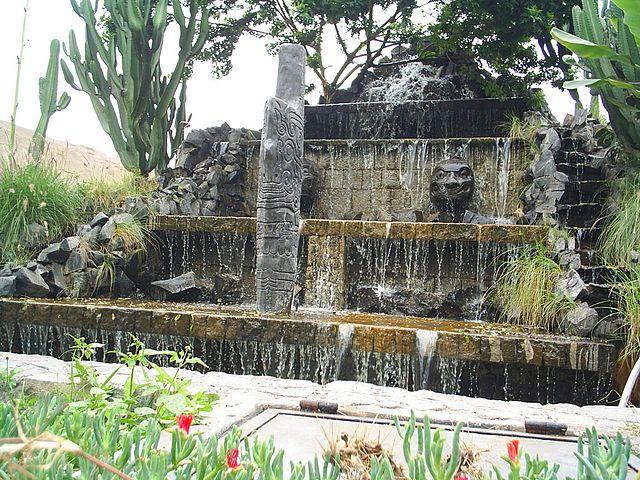 Parque de las Leyendas en Perú